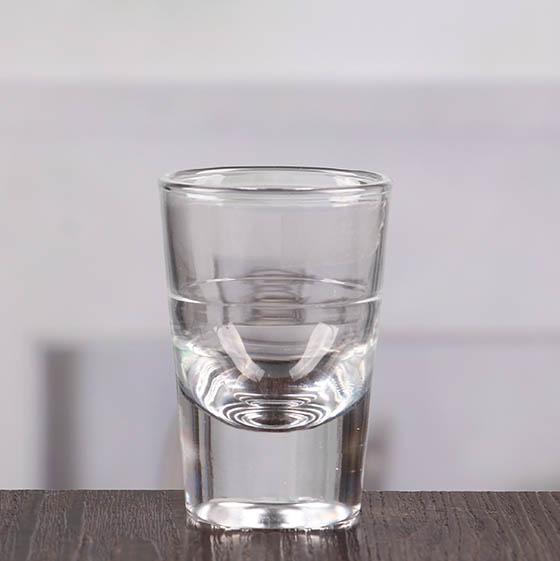 2017 New Style Mini Shot Cups Cheap Shot Glass 2 Oz Bulk