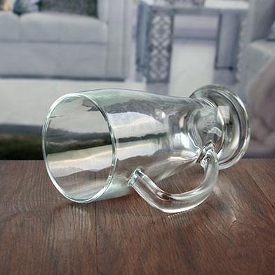 23 oz bulk beer glasses pint mug with handle wholesale. Black Bedroom Furniture Sets. Home Design Ideas
