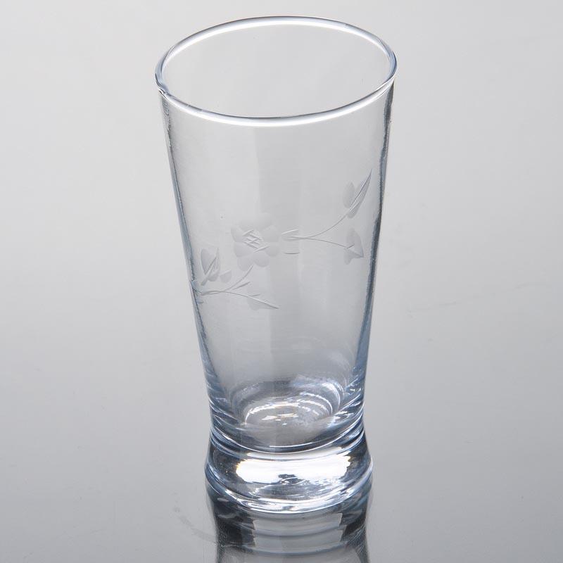 German Drinking Vessel Glass