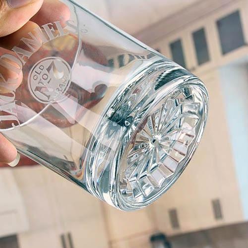 350 ml di etichette in vetro di vetro bevibile di whisky - Ingrosso bevande piano tavola ...