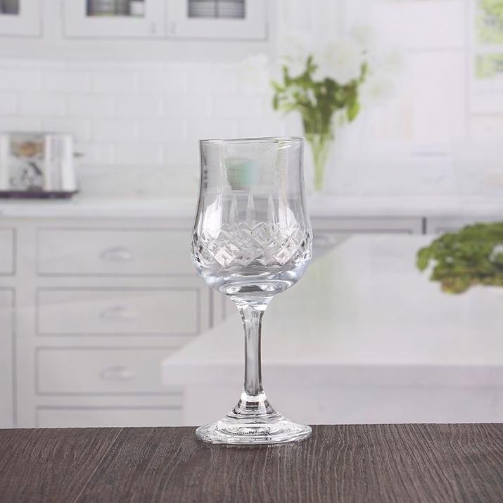 4 oz de petite grav e verre vin court set de 4 gros. Black Bedroom Furniture Sets. Home Design Ideas