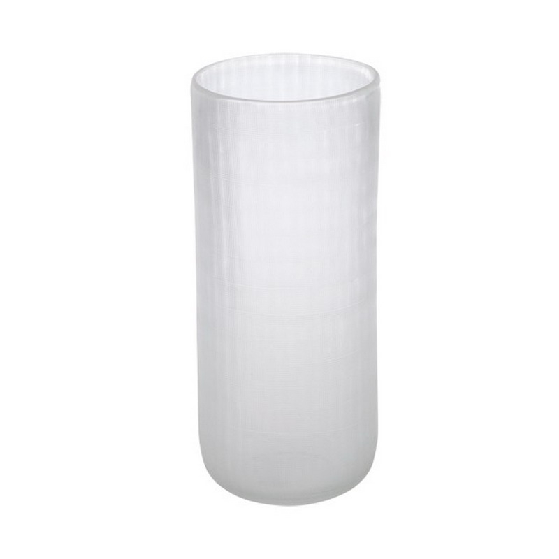 China Glass Vases Factory White Glass Vases Manufacturer