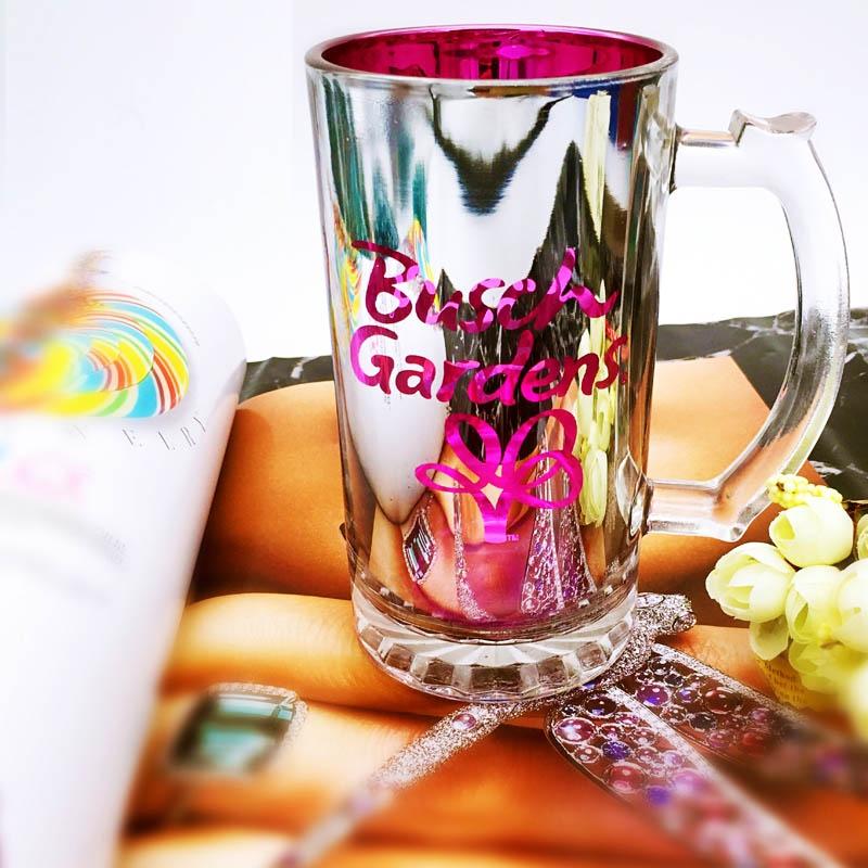cina dipinte a mano bicchieri fabbrica di vernici per