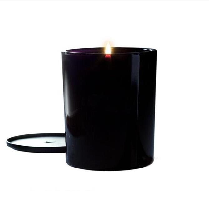 China Black Candle Jar Manufacturer Wholesale Custom Matt