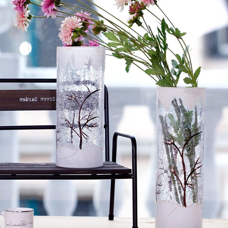 china colored glass vases glass floor vase and yellow glass vase wholesale