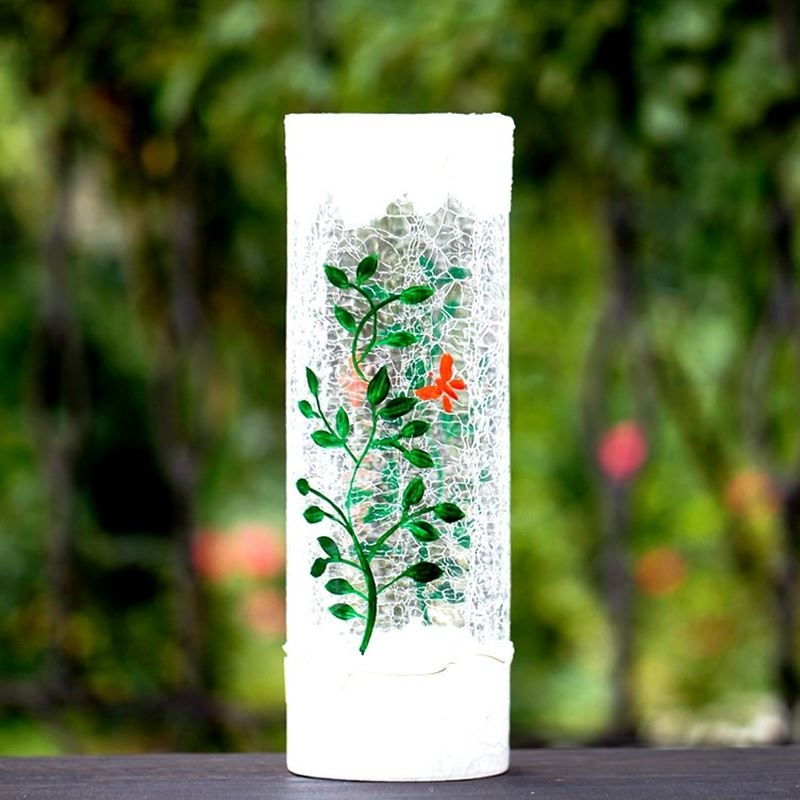China Colored Glass Vases Manufacturer Glass Floor Vase And Yellow Glass  Vase Wholesale