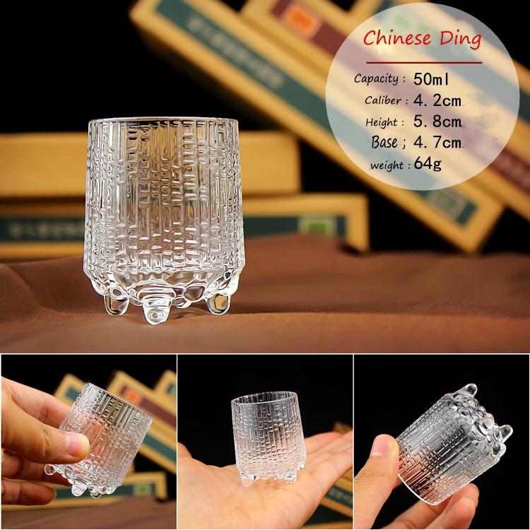 China Customized Shot Glass Factory Personalized Shot Glass Wedding