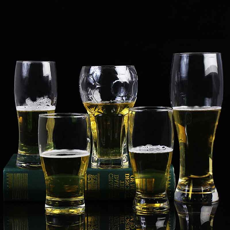 China Different Styles Beer Glass Cups Supplier