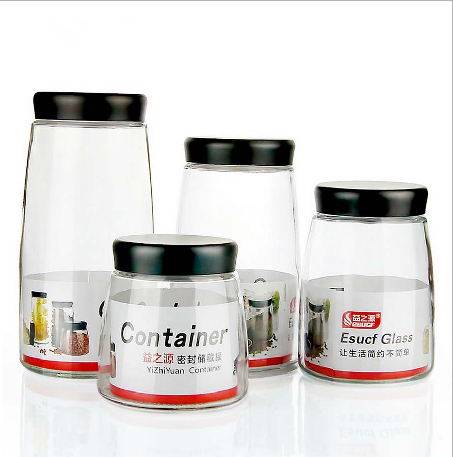 Contenitori Vetro Per Conserve cina bottiglia di vetro società esportatrici barattoli per