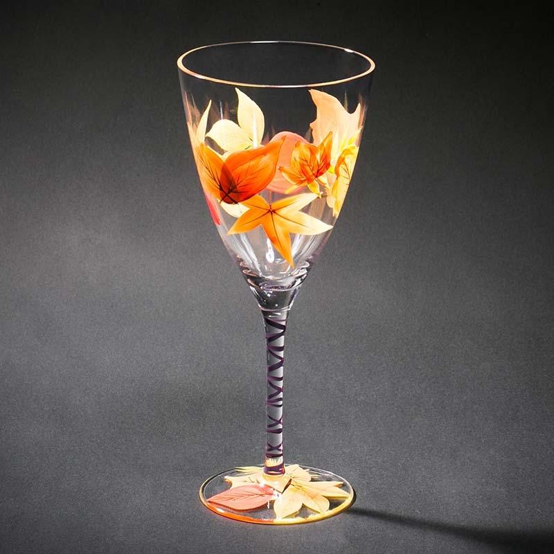 Customized Large Wine Glasses
