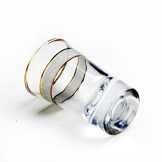 Cina gold rim vendita calda bicchieri oro bicchieri di for Vendita bicchieri