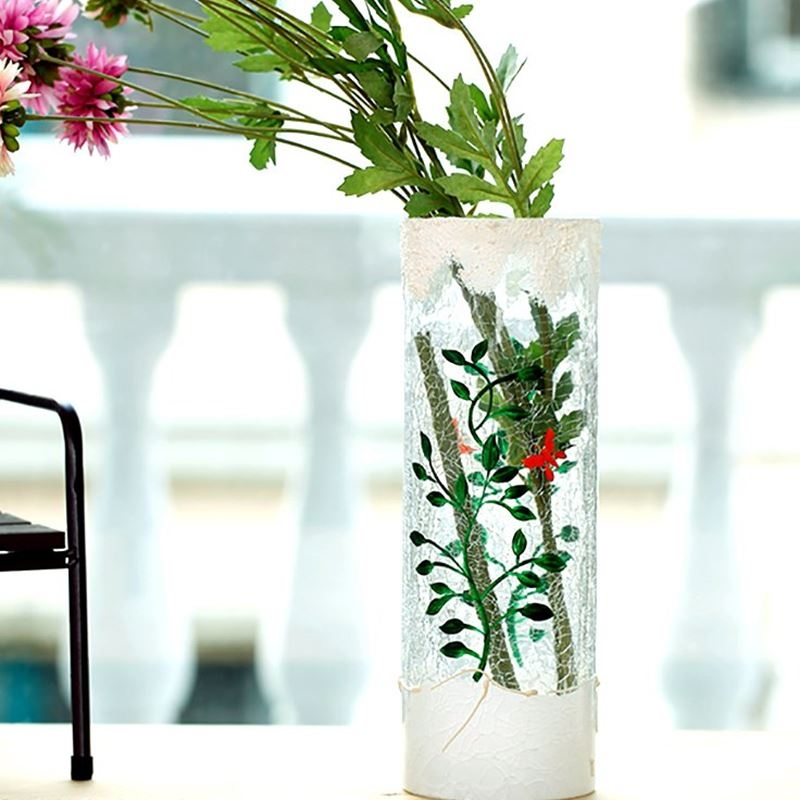 China Home Decor Vases Manufacturer Floral Vases And White