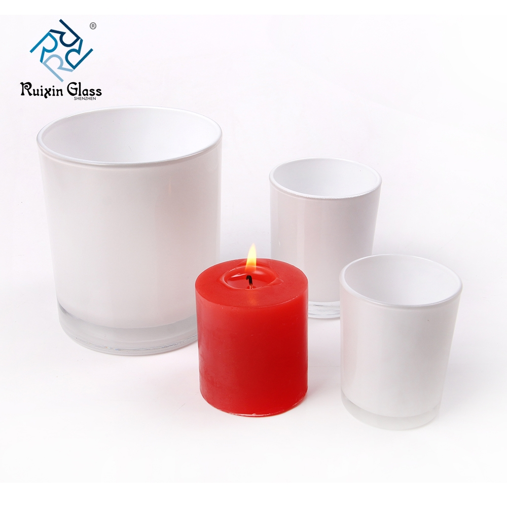 China wholesale votive candle cups and glass votive candle cups supplier manufacturer