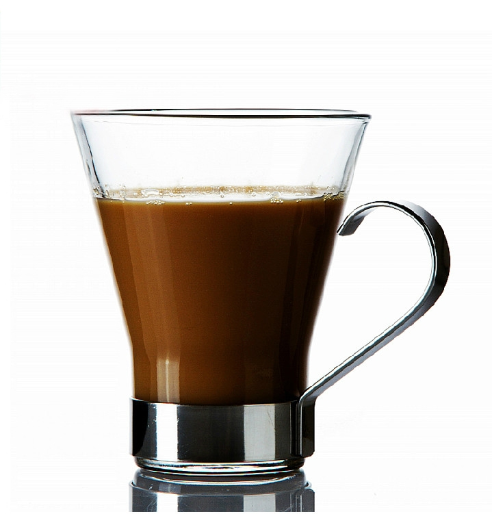 Coffee mug with handle,clear coffee mugs,small glass ...
