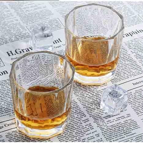 Custom drinking glasses small glass beer glasses supplier