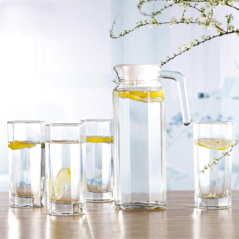 Juego De Botellas De Vidrio Vasos Para Beber Barato Al Por Mayor