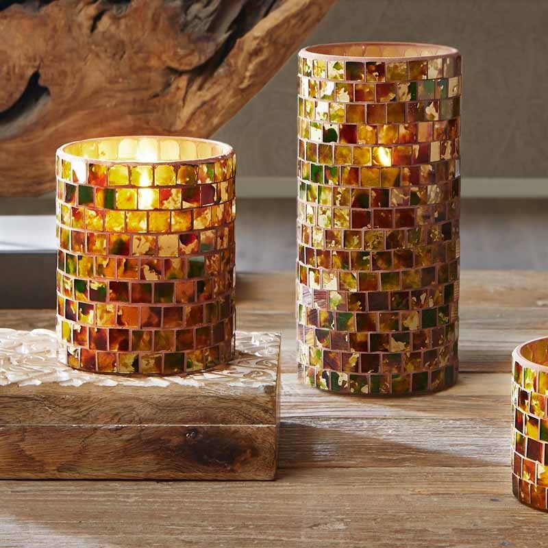 Glass Candlestick Glass Cylinder Candle Holders Wholesale