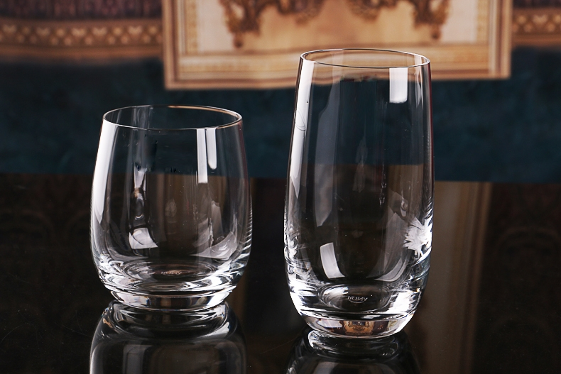 Glass Drinking Cups For Sale Types Of Beverage Glasses