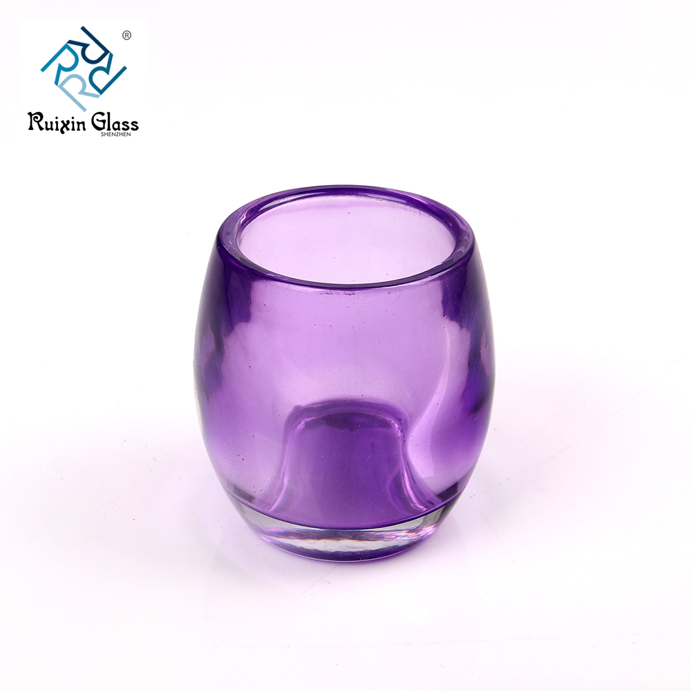 Colored Crystal Glasses