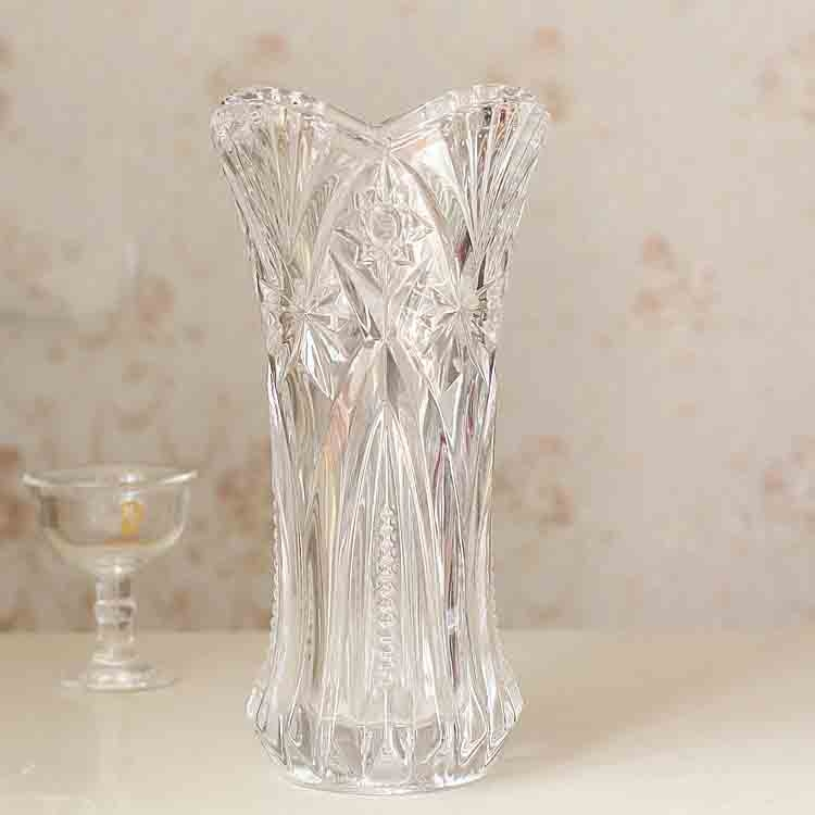 decor small clear glass vases wholesale