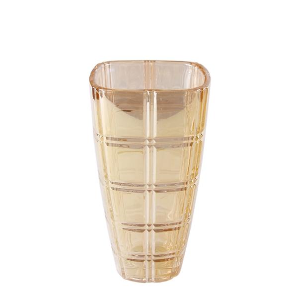Hot Sale Electroplated Silver Glass Vases Gold Vase Wholesale
