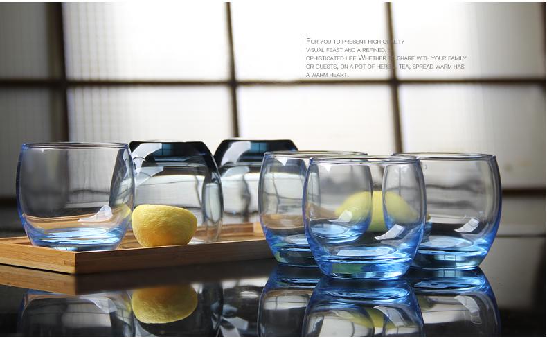 Hittebestendig glas cups loodvrij heldere glazen for Hittebestendig glas