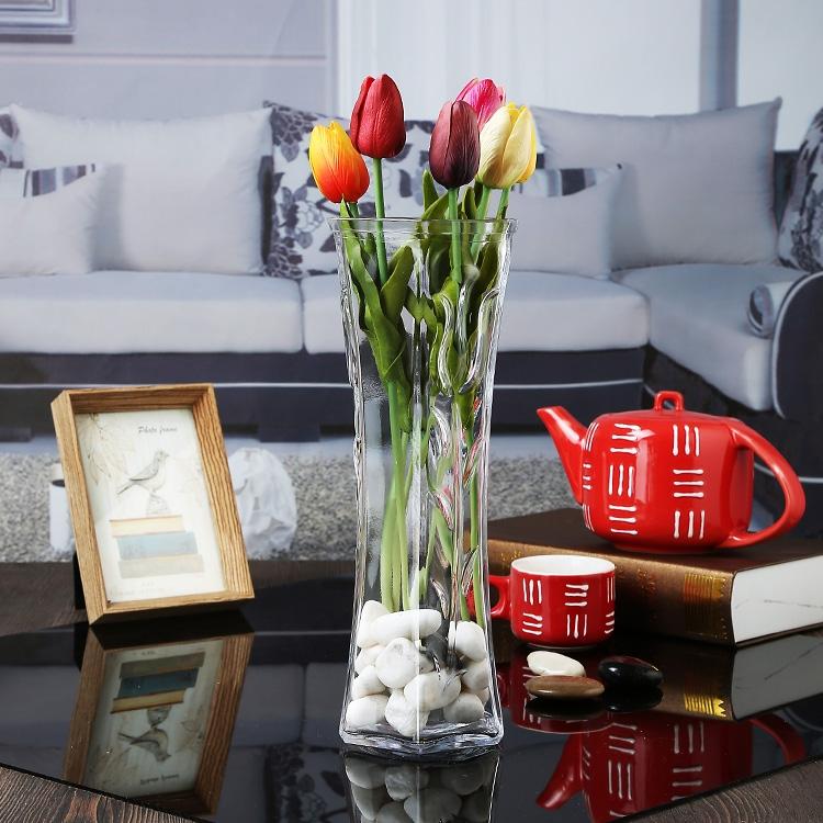 kleine blumenvase moderne glasvasen hochzeit glasvasen. Black Bedroom Furniture Sets. Home Design Ideas