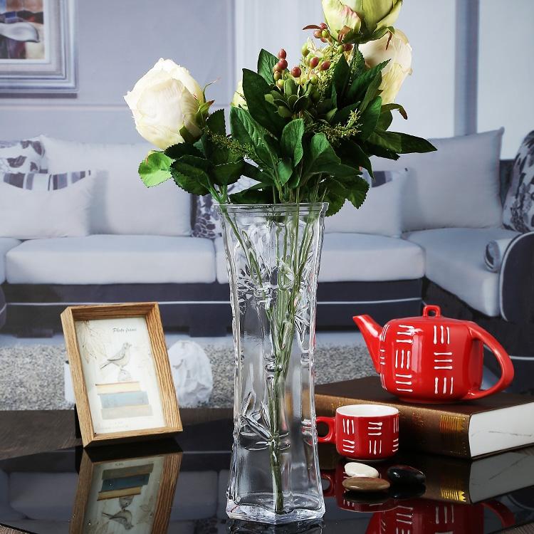 Small Flower Vase Modern Glass Vases Wedding Glass Vases Wholesale
