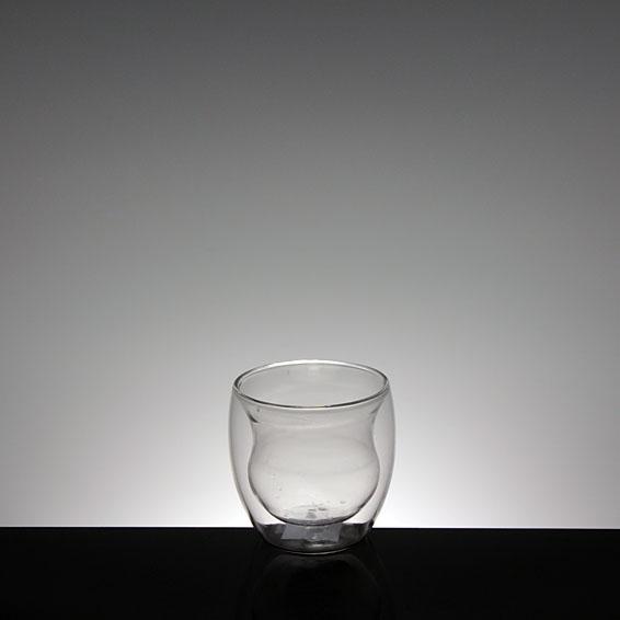 tasse verre tumbler double paroi tasses en verre fixe 400ml verre double paroi tasses caf. Black Bedroom Furniture Sets. Home Design Ideas