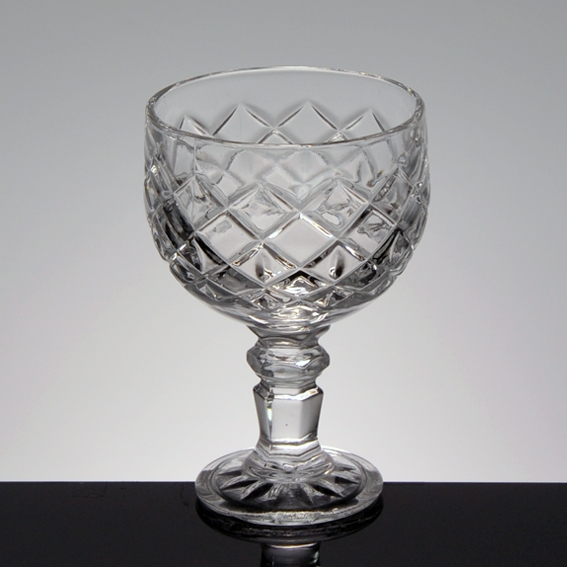 Unique Personalized Ice Cream Glass Bowl Glass Cup Set
