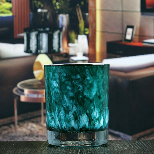 wholesale cyan small discount votive candle holders set of 3. Black Bedroom Furniture Sets. Home Design Ideas