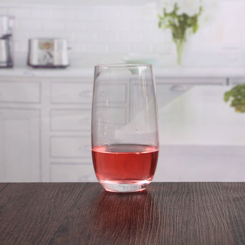 Wholesale High Quality Glass Water Glasses Cheap Set Of
